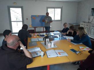 Session d'équipe MFR Barbaste Février 2019