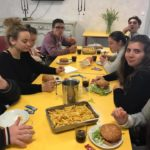 Soirée burger à la MFR de Barbaste